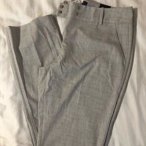 The Limited Drew Fit Grey Dress Pants NWT